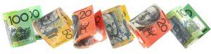 Aust money